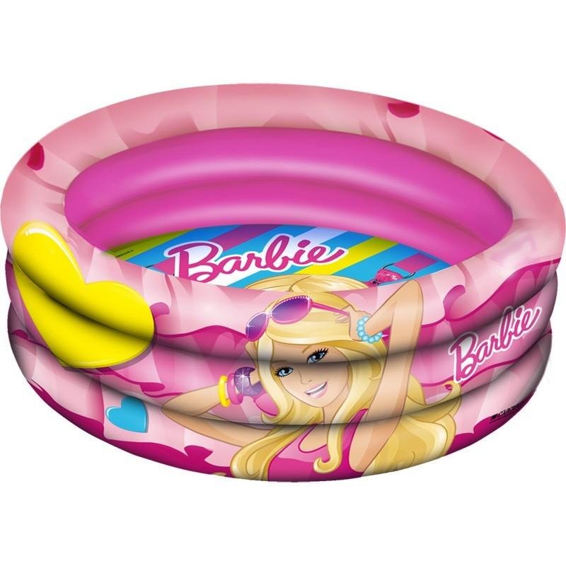 Nafukovací bazén Barbie Mondo