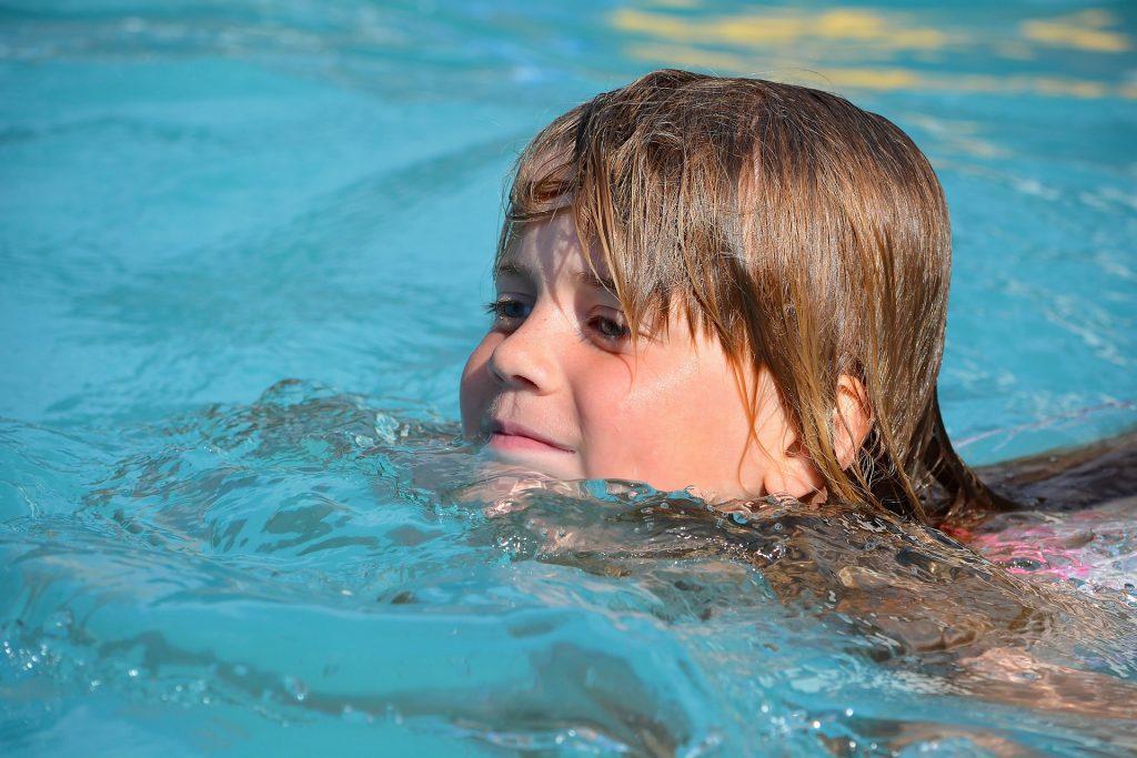Veľký rodinný bazén