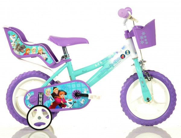 Detský bicykel 12 Frozen