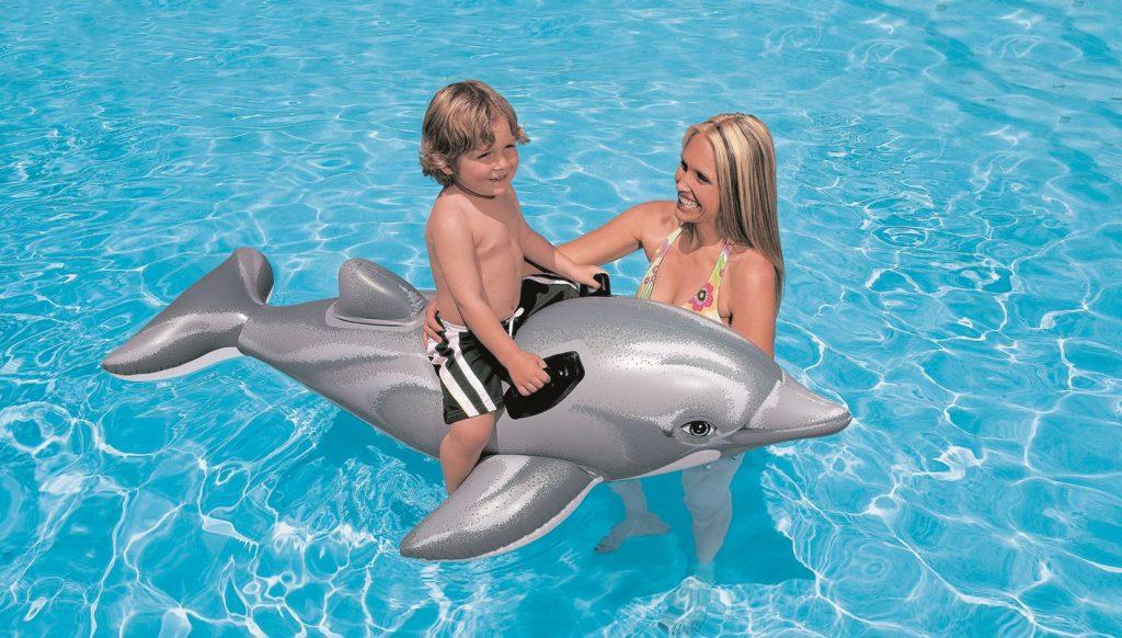 Nafukovací delfín značky Bestway