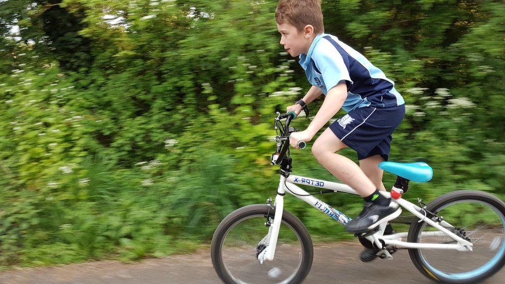 Detský juniorský bicykel 20