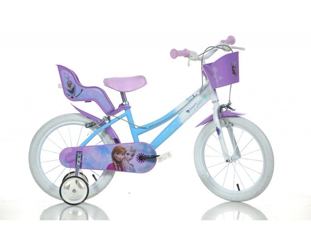 Bicykel Frozen Dino