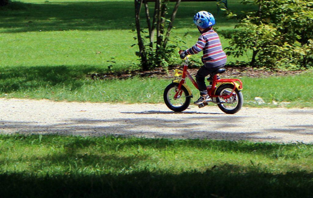 Detský bicykel 12