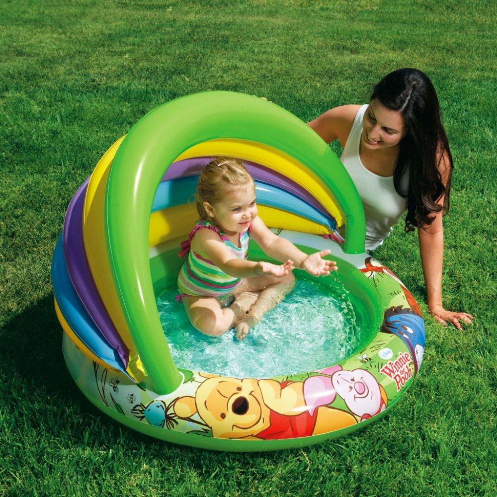 Detské bazény Intex Macko Pu