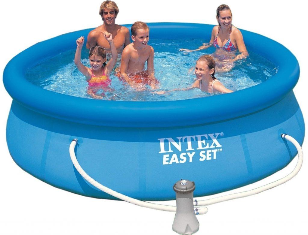 Intex bazén s prstencom