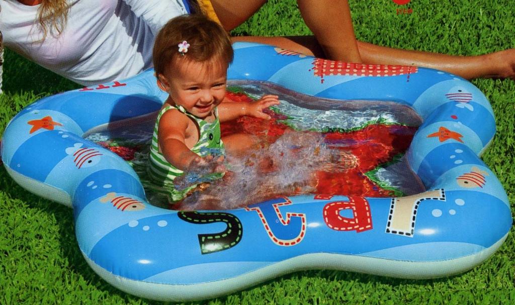 Bazén pre deti malý