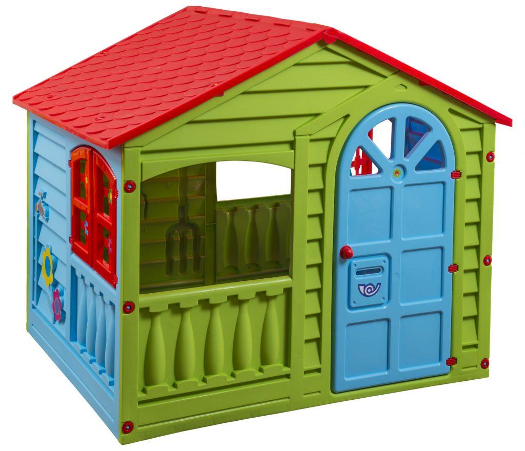 Detský plastový domček PalPlay