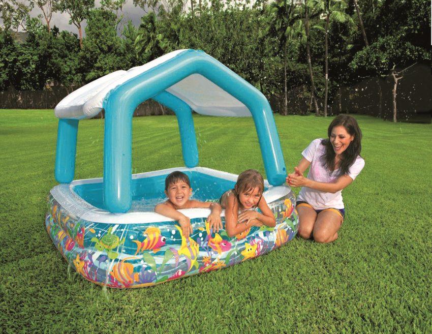 Bazén pre deti nafukovací