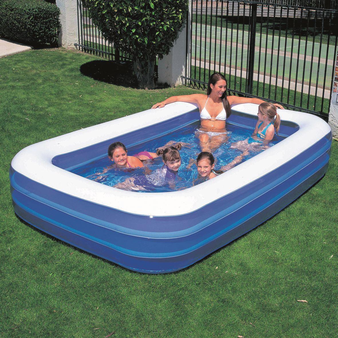 Veľký bazén pre deti