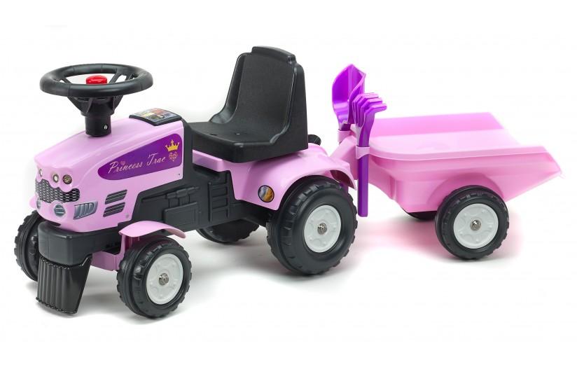 Dievčenský traktor Falk