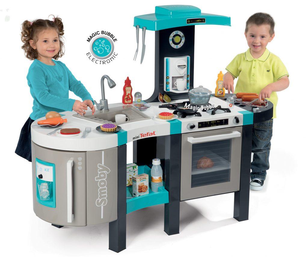Detská kuchynka Smoby Elektronická