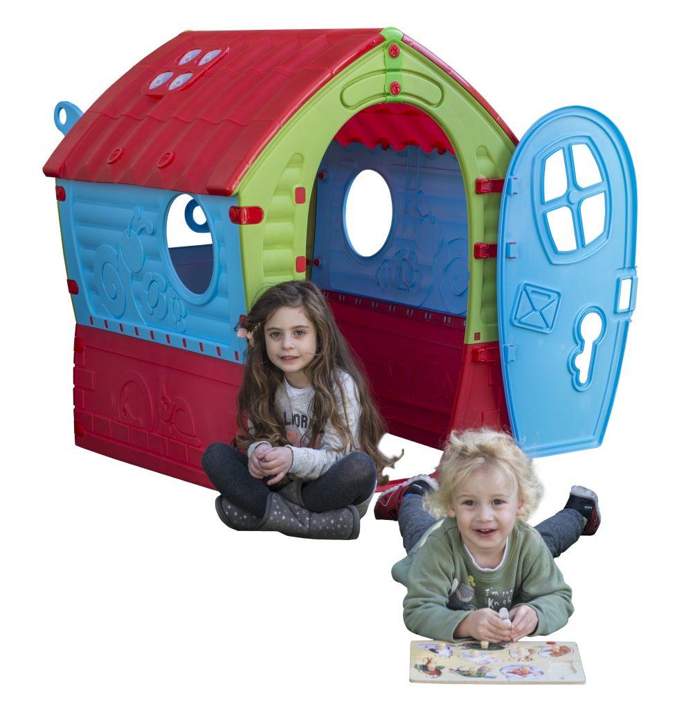 PalPlay detský domček na hranie