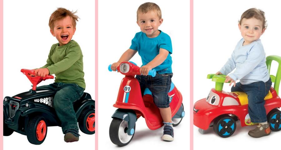 Detské odrážadlá autá motorky