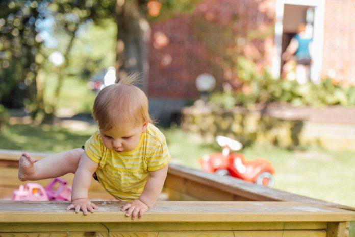 Aké pieskovisko deťom kúpiť? -blog