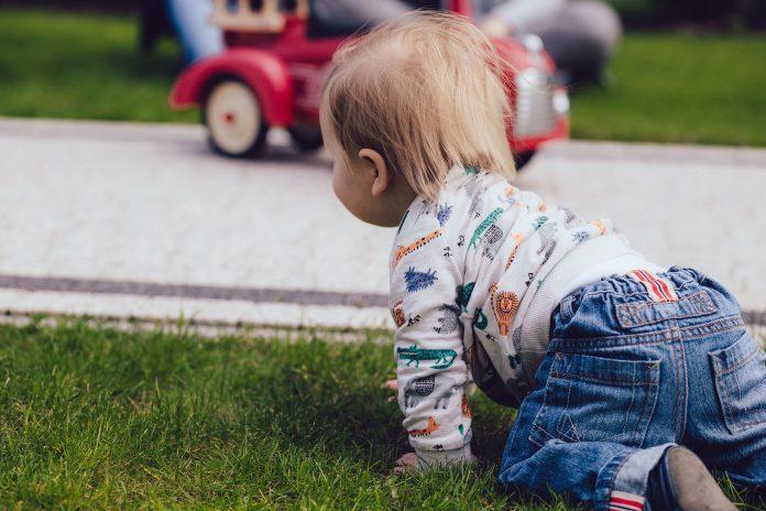 Chodítko pre dieťa