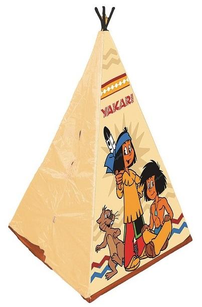 Detský stan - indiánsky wigwam
