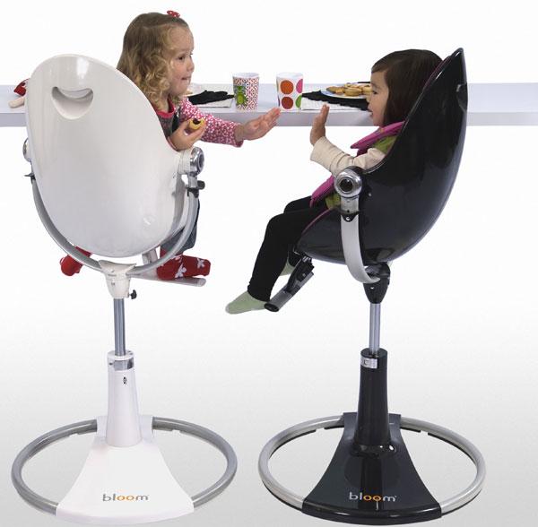Top detská jedálenská stolička
