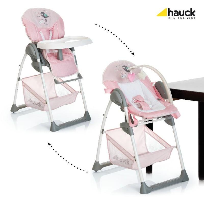 Detská stolička na kŕmenie Hauck