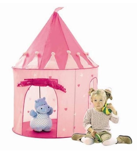 Detský stan pre dievčatá