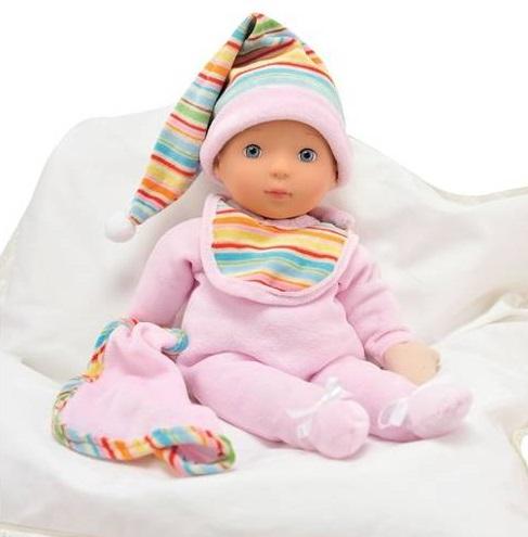 Prvá bábika na hranie