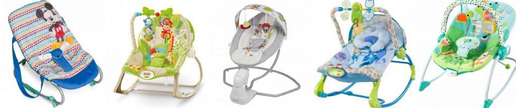 Hojdacie kresielko pre novorodenca
