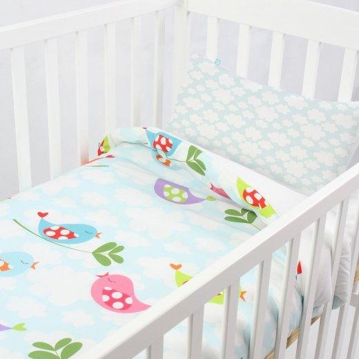 Darček pre novorodenca obliečky do postieľky