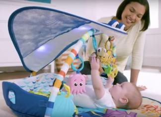 Detská hracia deka