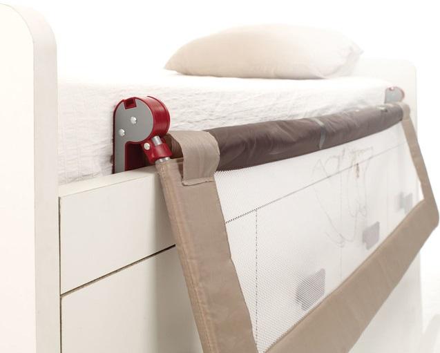 Sklápacia zábrana na posteľ Jane