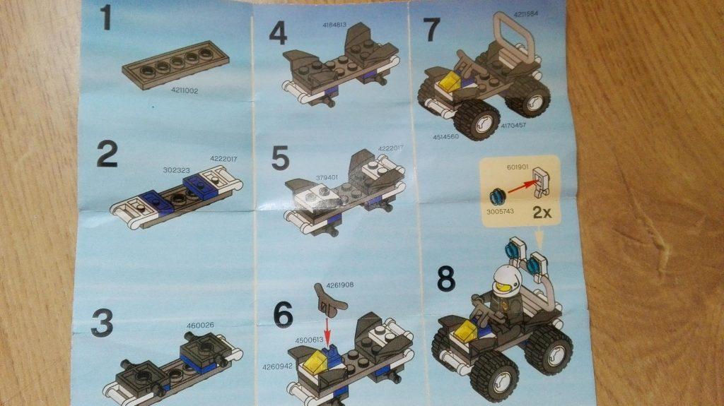 Ako skladať Lego