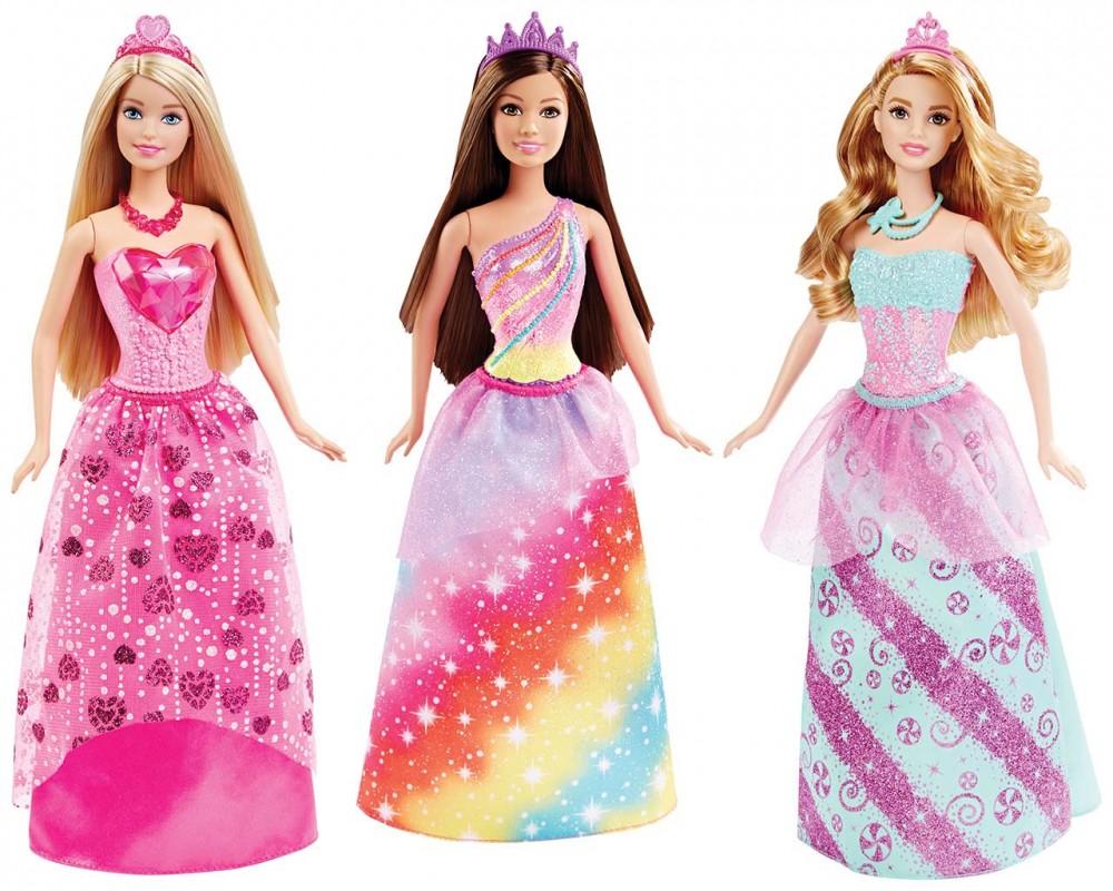 Mattel bábiky Barbie