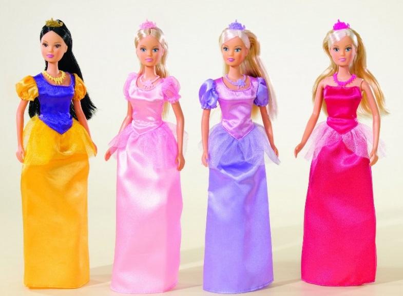 Bábiky Disney princezné