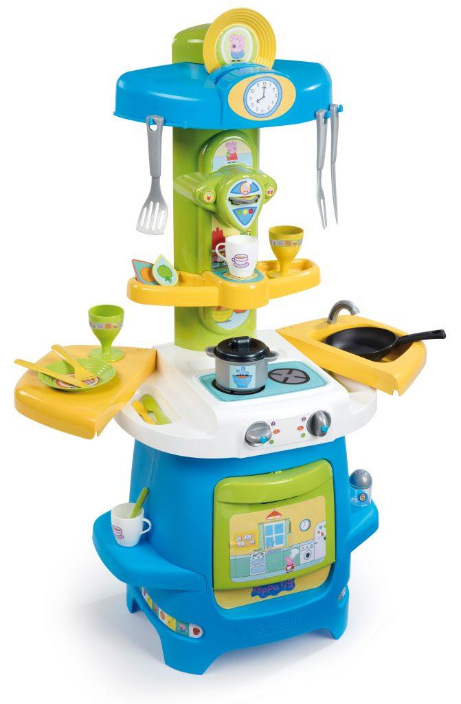 Detské kuchynky Smoby Cooky