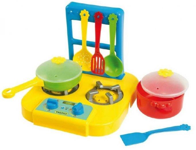 Detská kuchynka mini v kufríku