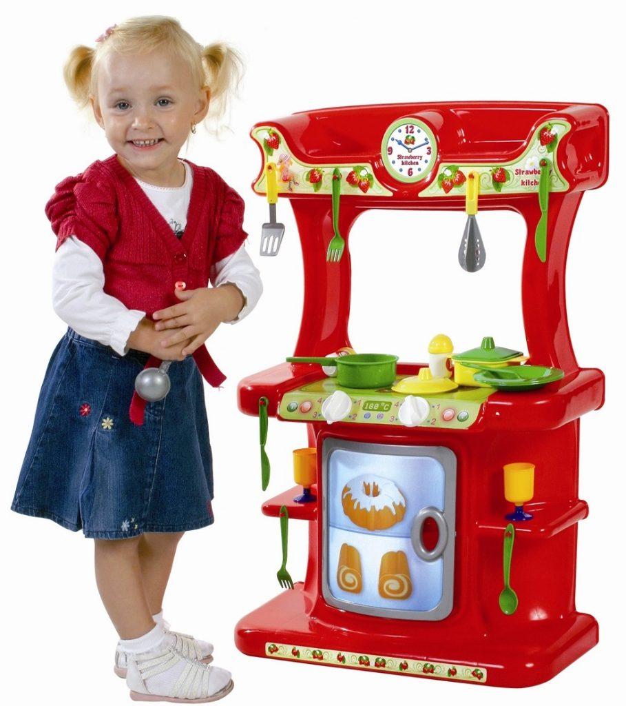 Malá detská kuchynka