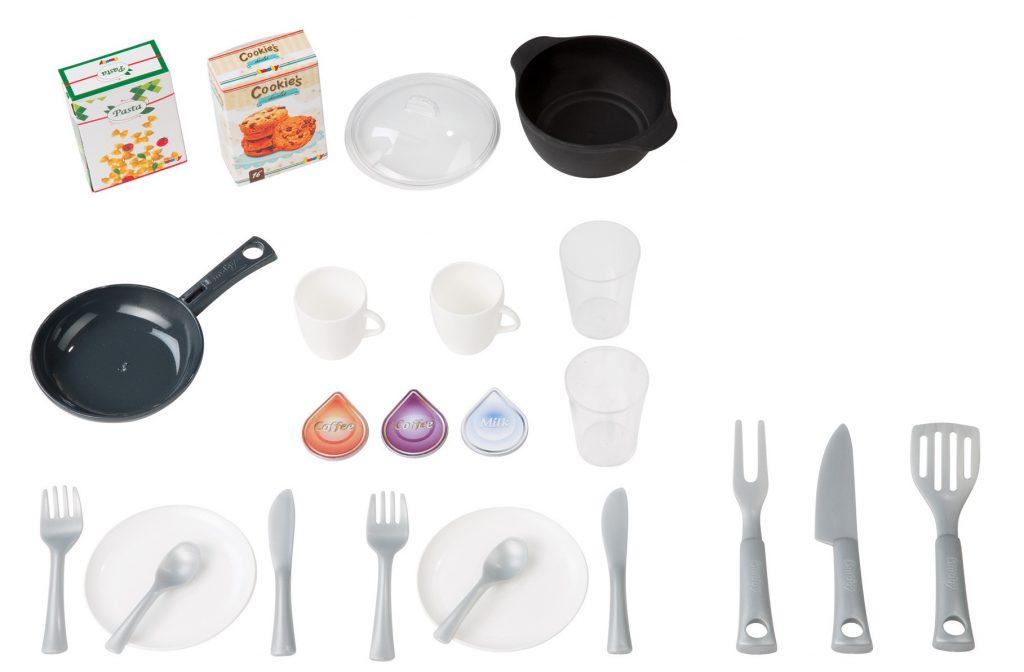 Doplnky elektronickej kuchynky Smoby Bon Appetit