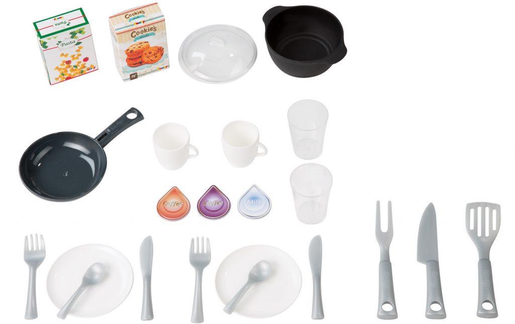 Kuchynské riadiky do kuchynky Smoby Bon Appetit