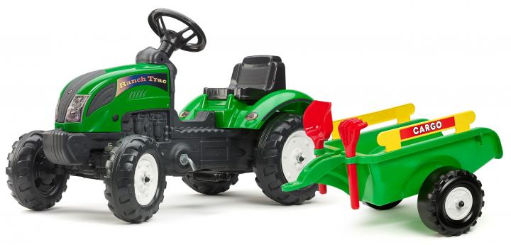 Falk traktor pre deti od 2 rokov