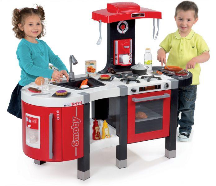 Detské kuchynky Smoby recenzie