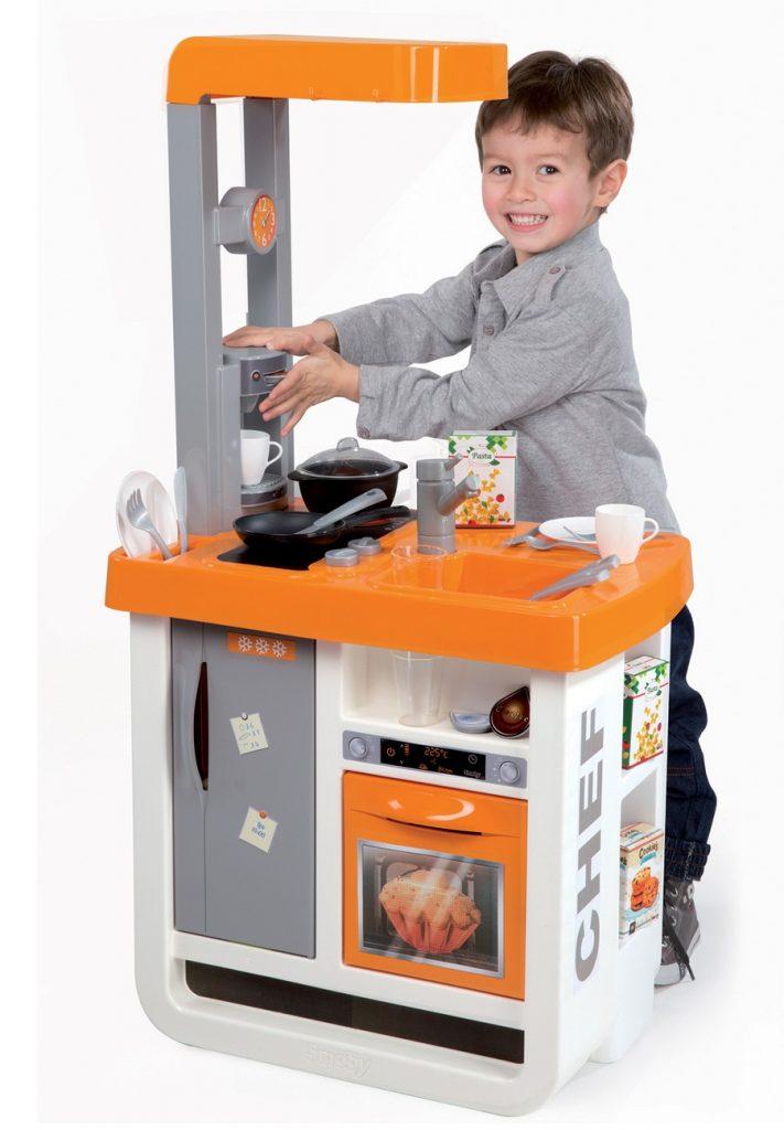 Chlapčenské kuchynky Smoby