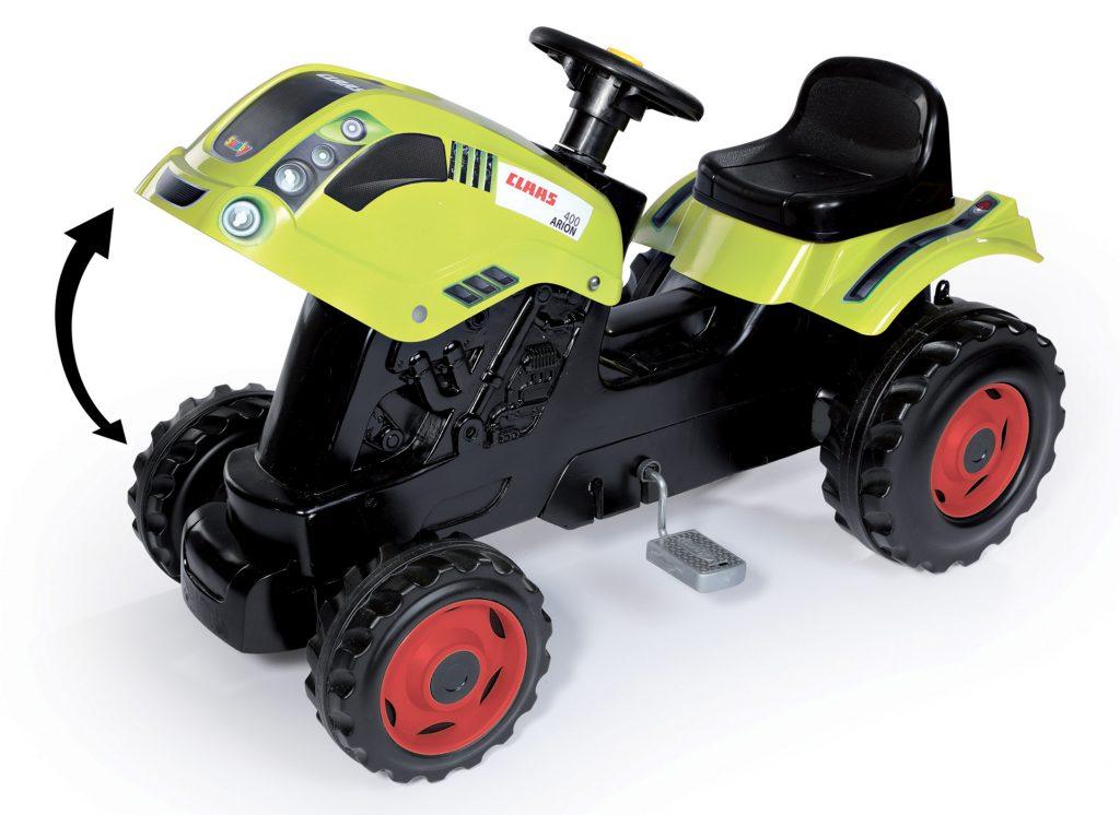 Traktor pre deti od 3 rokov Smoby