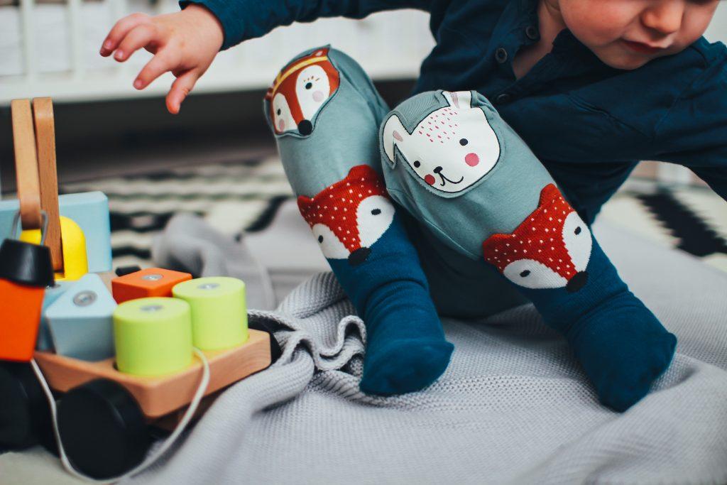 Bezpečné hračky pre deti