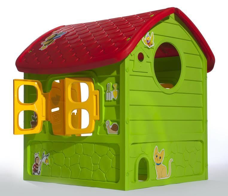 Dohány detský záhradný domček