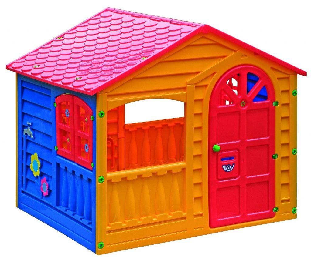 Veľký detský záhradný domček Happy