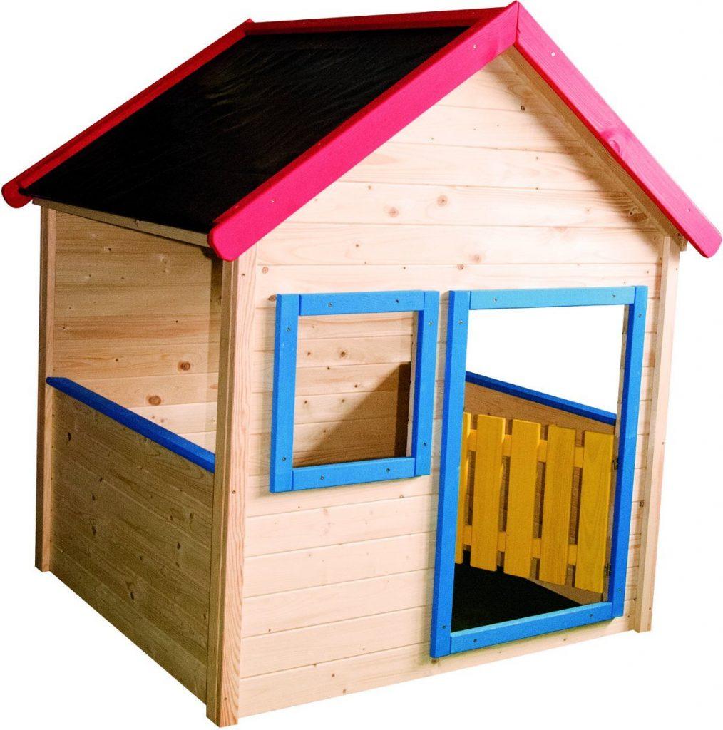Detský záhradný domček pre deti Woody