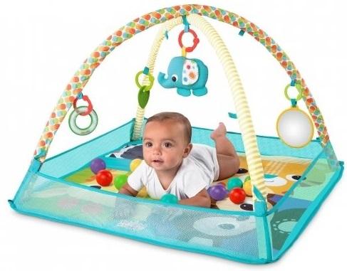 Hračky pre rozvoj jemnej motoriky do 1 roka
