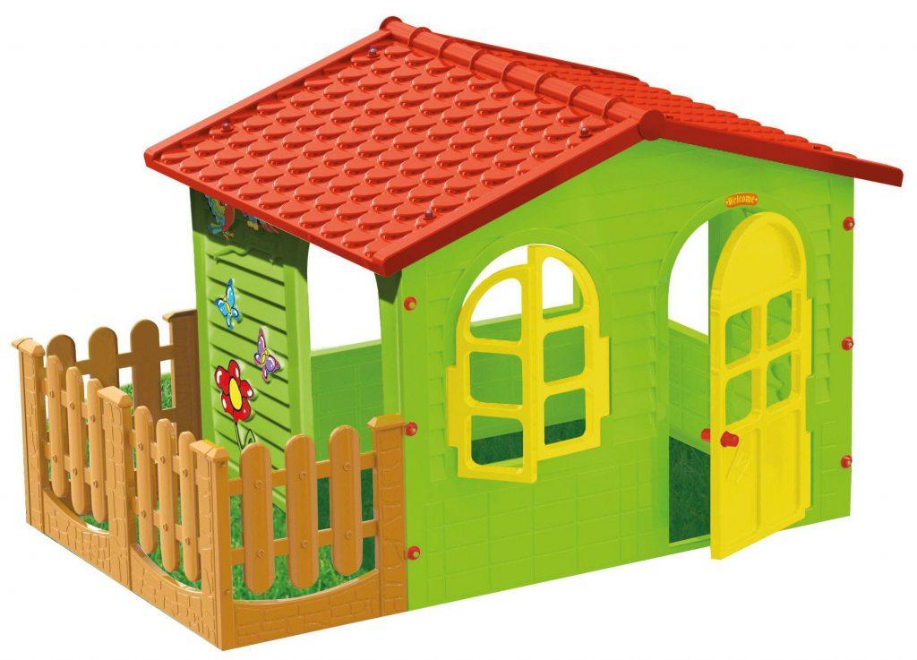 Veľký detský záhradný domček Mochtoys
