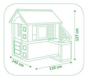 6904a1ec76acc Vyberte najlepší detský záhradný domček podľa recenzií | MamaPark.sk