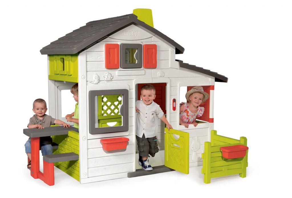 Detský záhradný domček Friends Smoby