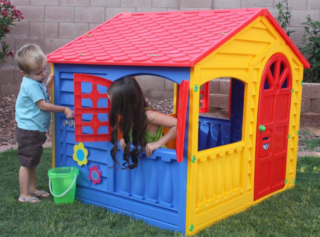 Detský záhradný domček veľký Happy House
