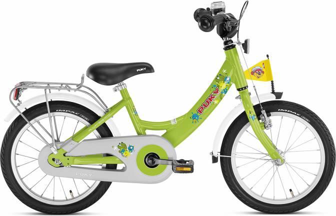 Puky 16 palcový bicykel pre deti od 4 do rokov